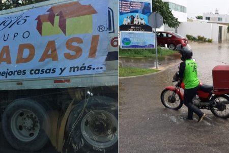 Pese a la inundación, Sadasi sigue la venta y construcción de casas en Las Américas