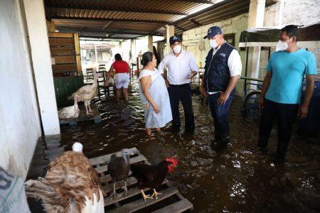 Estamos ante la temporada de lluvias más fuerte de la historia: Mauricio Vila