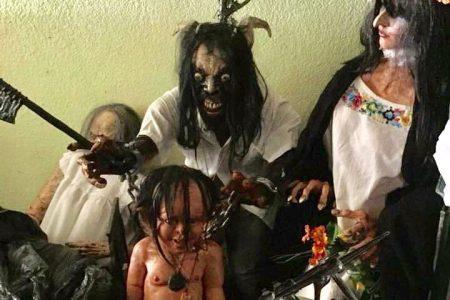Terroríficos seres del Mayab buscan camioneta para salir a espantar en Mérida