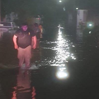 Tizimín bajo el agua por la tormenta tropical Gamma