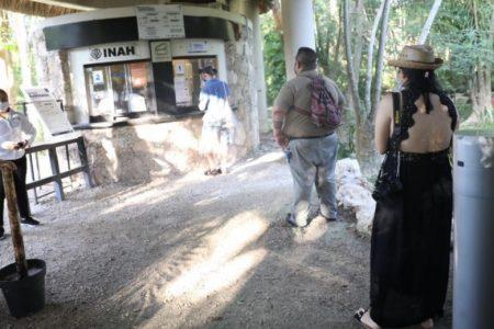 En septiembre, 15 mil turistas visitaron zonas arqueológicas de Yucatán
