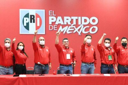 Anuncia el PRI que arrasó en elecciones de Hidalgo y Coahuila