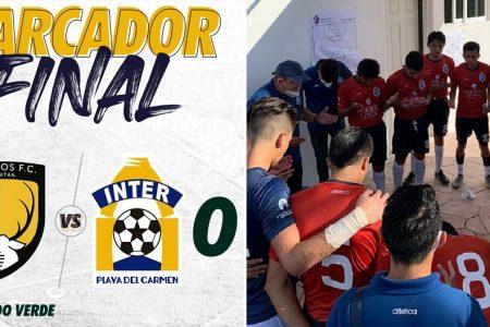 Debut sin final feliz para Progreso; Venados FC sí gana en la Tercera División
