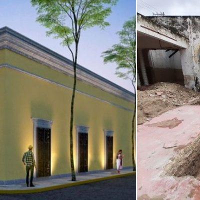 Hallan vestigios históricos en antiguo Casino de Progreso