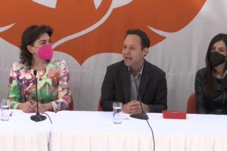Ivonne Ortega se integra oficialmente a Movimiento Ciudadano