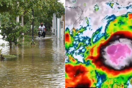 Es 2020: Yucatán ante su cuarta emergencia ciclónica del año