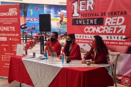 Red Concreta realizará el primer Festival de Ventas Online