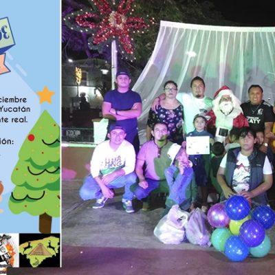 Grandes Corazones recaudarán juguetes para regalar en navidad