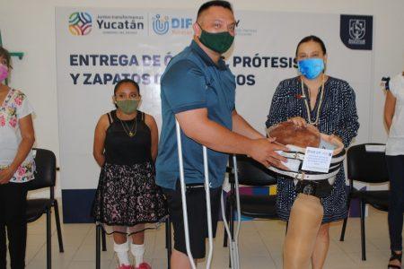 Nueva oportunidad para personas con secuelas de enfermedades y accidentes