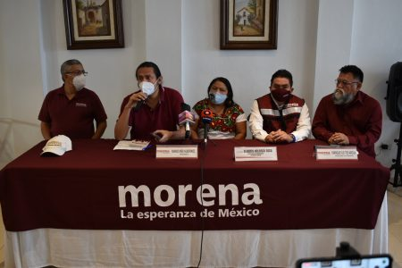 Morena descarta alianzas electorales para Yucatán