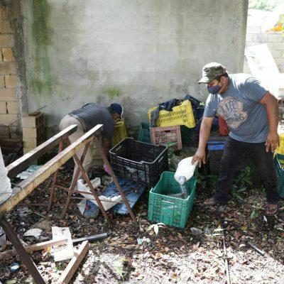 Programa Emergente de Apoyo Comunitario beneficia a 7 mil personas de 42 municipios