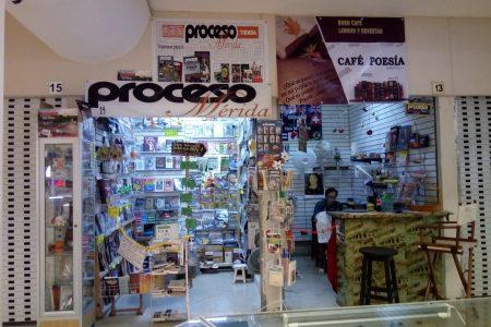 'Abre un café y bebe un libro', nuevo rincón literario en el corazón de Mérida