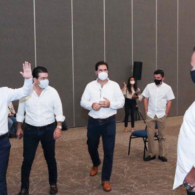Indicadores epidemiológicos de Covid-19, estables en Yucatán: Mauricio Vila