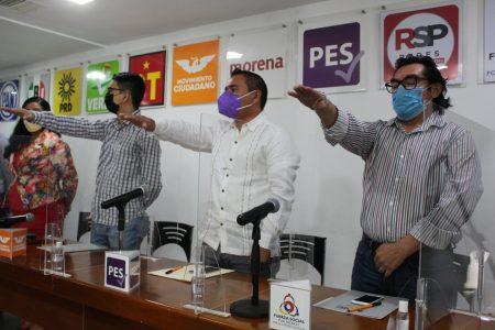 Designan a nuevos consejeros distritales para las elecciones de 2021