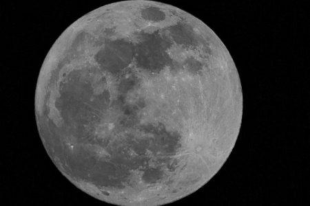 Pese algunas nubes, el eclipse penumbral pudo observarse en Yucatán