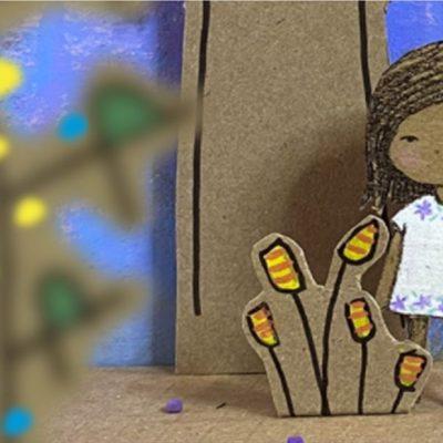 Títeres en miniatura protagonizan obra sobre discriminación