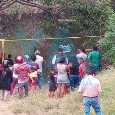 Fallece ahogado un joven en el Parque Hundido de San José Tecoh