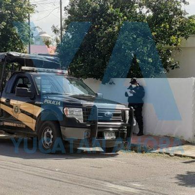 A los dos días lo encuentran muerto, en una casa de San Vicente Chuburná