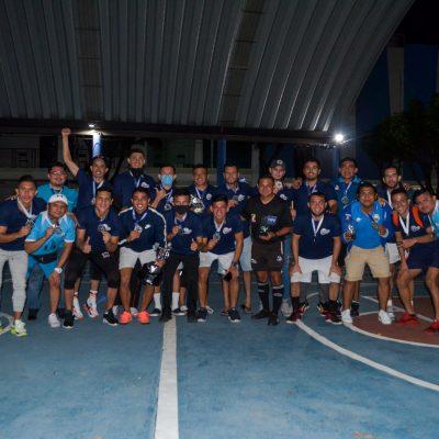Integrantes de la selección La Cancha, convocados para Copa América Brasil 2020 de fútbol 7