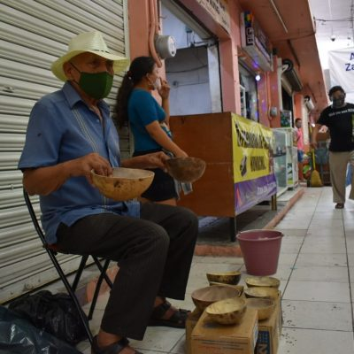 Covid-19 en Yucatán: 156 hospitalizados, 52 casos y seis fallecidos
