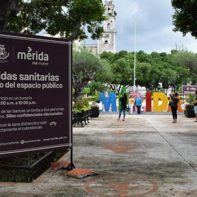 Epidemia de Covid-19, activa en 58 municipios de Yucatán