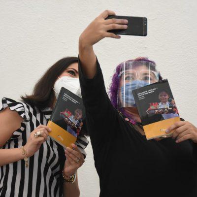 Apoyo al fomento literario en Mérida