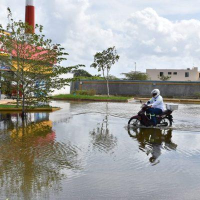 Inundaciones por el manto freático saturado, hasta febrero de 2021… si no llueve más