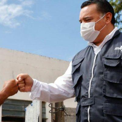 El Ayuntamiento fortalece acciones a favor de la salud en Mérida y sus comisarías