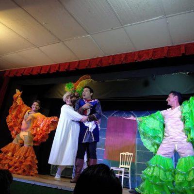 Llegan a Mérida 'Las Princesas de Vergely Hills'