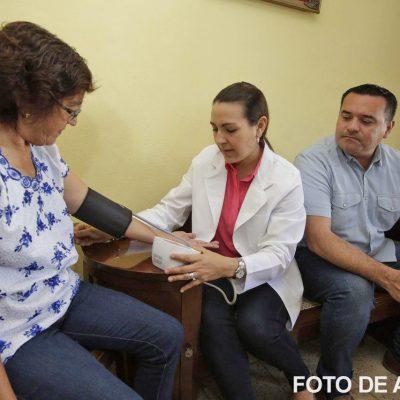 El Ayuntamiento brinda atención integral a las personas con diabetes