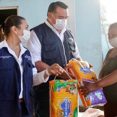 Solidaridad de ciudadanos contribuye a que Mérida sea una ciudad de 10