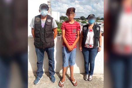 Localizan a menor reportado como desaparecido…. y a su hermana también