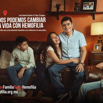 Padecer hemofilia ya no es una sentencia de muerte