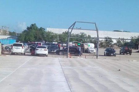 Reanuda actividades el tianguis del auto en la Central de Abasto