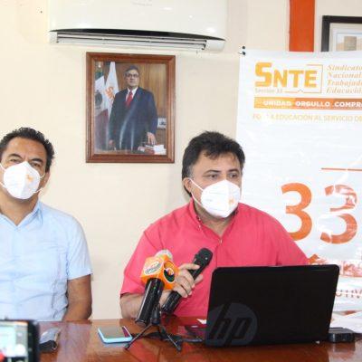 Denuncian 'exceso en la toma de autoridad' en escuelas yucatecas