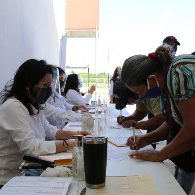 Inicia en Yucatán la primera feria de reclutamiento para el Tren Maya