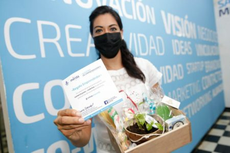 Tú puedes salvar la Navidad de los emprendedores yucatecos