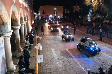 En marcha Operativo Decembrino 2020 en el centro de Mérida