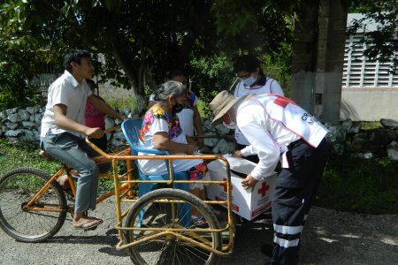 La Cruz Roja un medio para ayudar a quienes lo necesitan