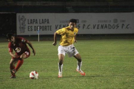 Deportiva Venados continúa como líder; Progreso y Hunucmá recuperan terreno