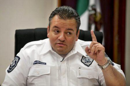 Renuncia director de la Policía de Quintana Roo tras violento fin de protesta