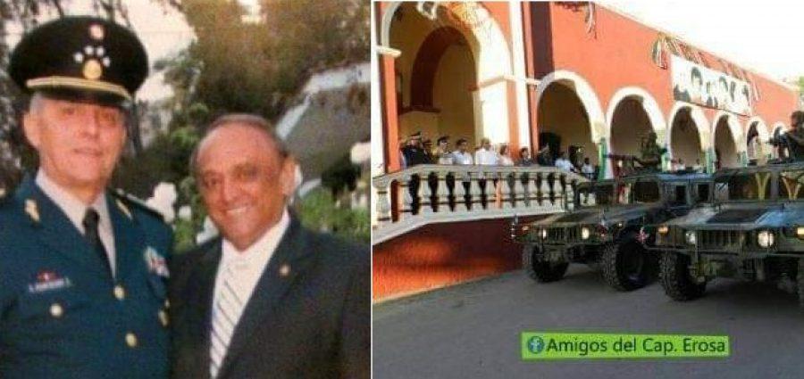 Priistas de Espita se oponen al retorno de ex alcalde ligado al general Cienfuegos