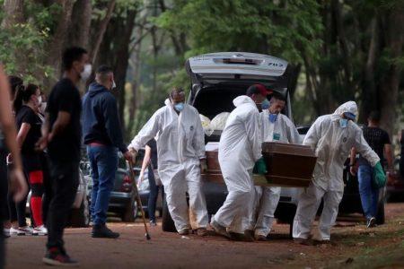 Gobierno pagará 11 mil pesos a deudos de fallecidos por Covid-19 en México