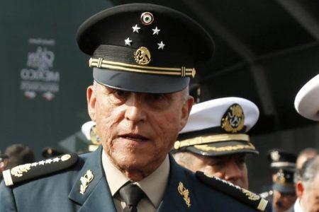 El general Cienfuegos llega a México: sin cargos en contra, se va a su casa