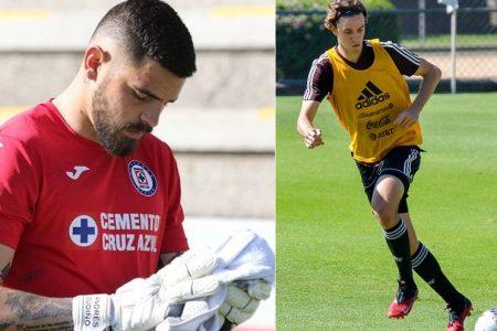 Yucatecos Ruiz y Gudiño coinciden en amistoso del Tri Sub 23 frente al Cruz Azul