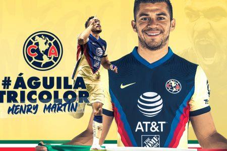 El yucateco Henry Martín irá a nueva gira europea de la selección mexicana