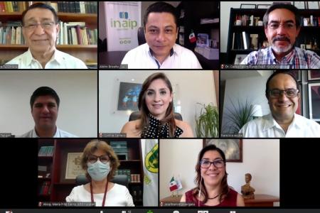 Inaip Yucatán presenta Ley General de Transparencia en lengua maya