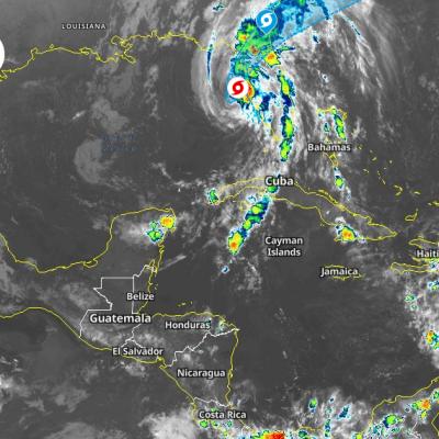 Escudo contra ciclones en la Península de Yucatán y sureste de México