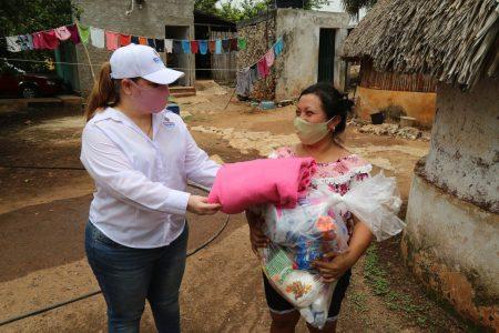 A través de Yucatán Solidario, empresas siguen apoyando a las familias