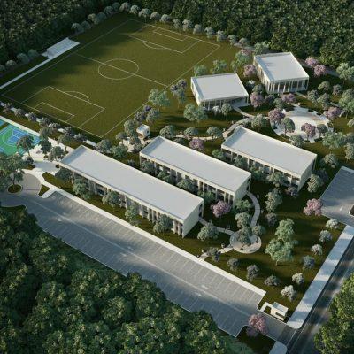 Yucatán tendrá moderno y funcional Campus de Escuelas de Educación Normal